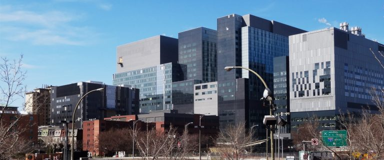 centre hospitalier montreal
