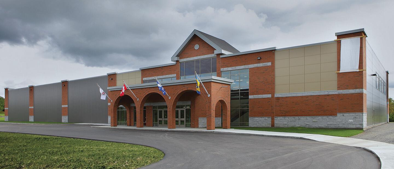 Aréna Pat-Burns – Conception et construction
