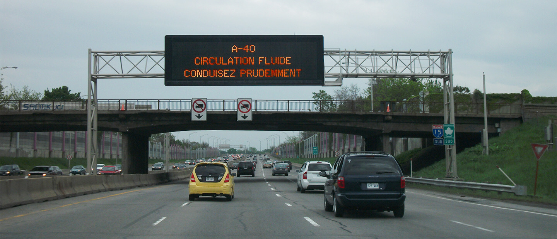 Québec Autoroute 15